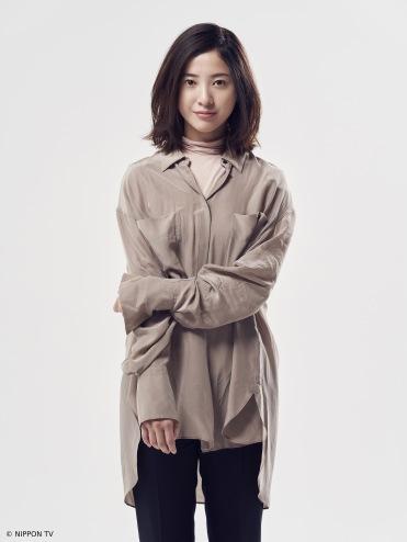 Yuriko Yoshitaka who plays Kate Makabe