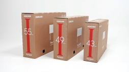 Eco-Packaging for QLED Lifestyle TV Lineup_5
