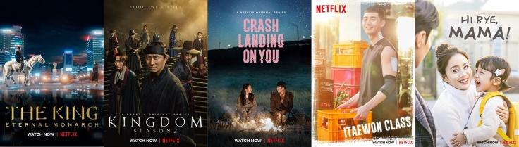 Netflix Korean