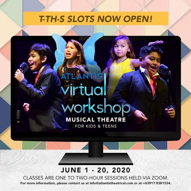Atlantis Virtual Workshop TTHS