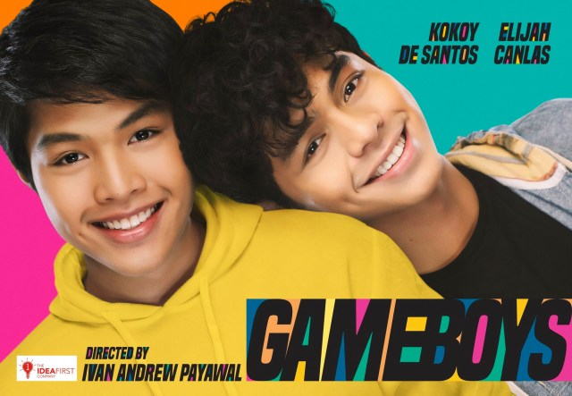 Gameboys Kokoy de Santos Elijah Canlas