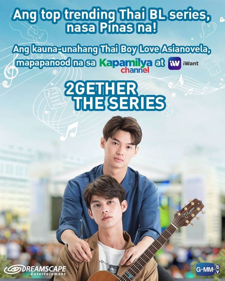 2GETHER The Series on Kapamilya Channel and iWant (1)