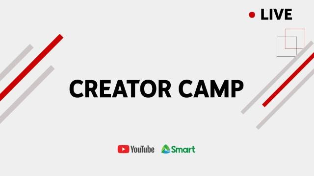 Creator Camp Live