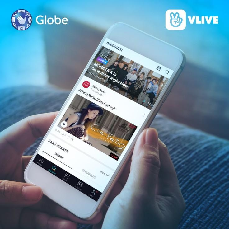 Globe VLive