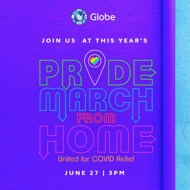 Globe x Pride