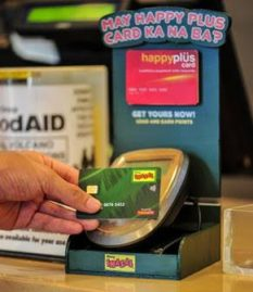 Mang Inasal encourages electronic, cashless transactions.