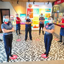 Store Team Protective Gear