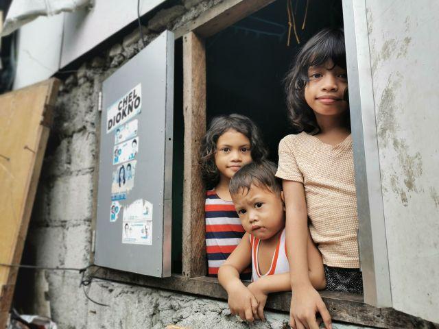 world vision children covid-19