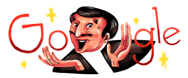 Google Doodle for Dolphy