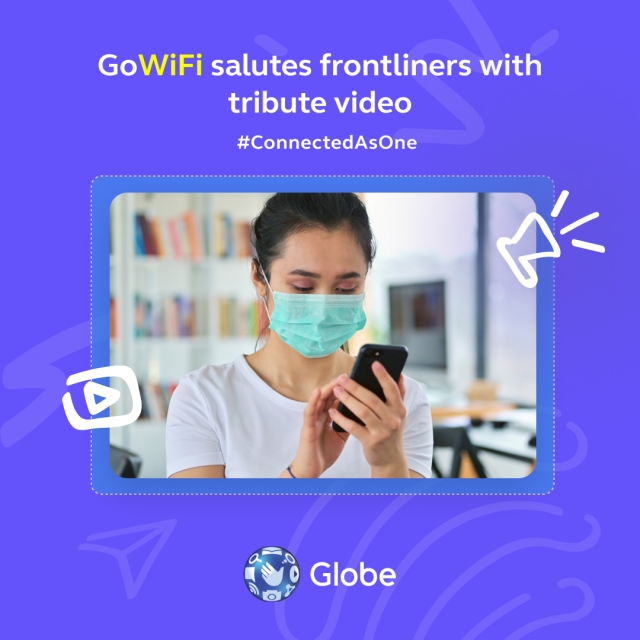 GoWiFi Frontliners Tribute Video KV