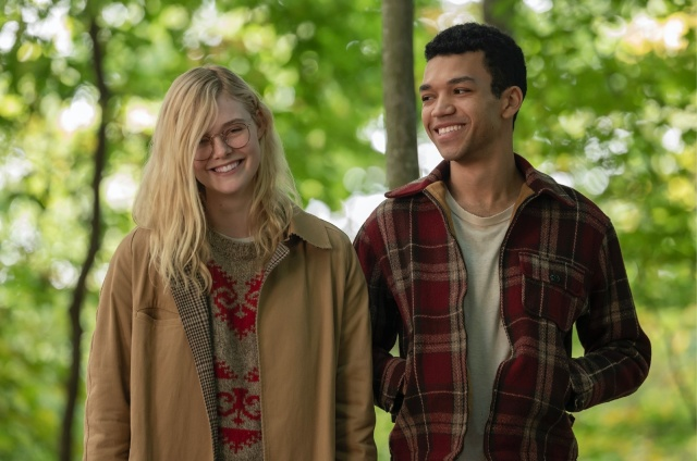 Netflix All the Bright Places