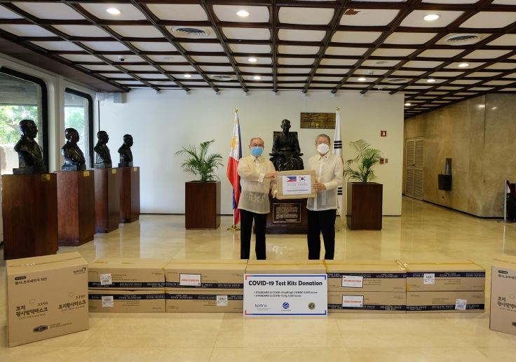 PR Photo High Res_Ambassador Han and Sec Locsin