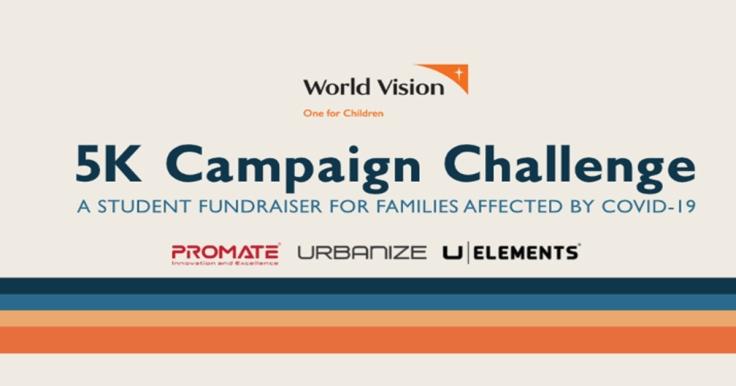 World Vision 5K Campaign Challenge Celeb Ambassadors 00