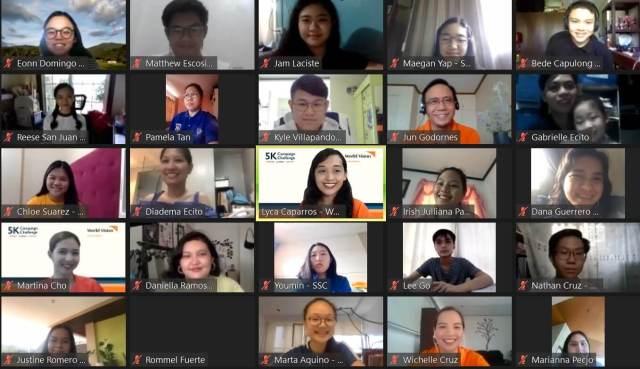 World Vision 5K Campaign Challenge Celeb Ambassadors