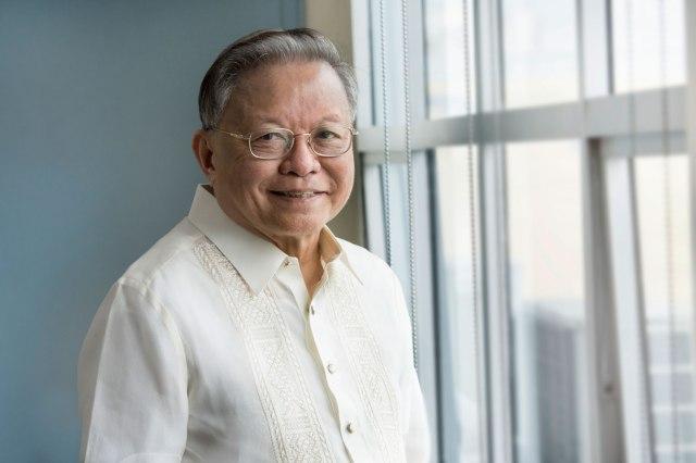 World Vision Chairperson Renato Puno