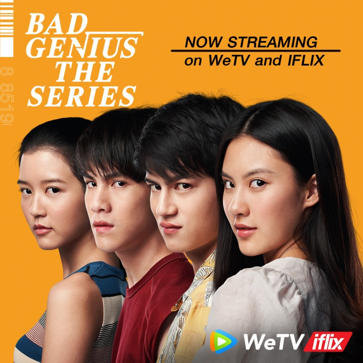 Bad Genius_PH 1080x1080 Now Streaming