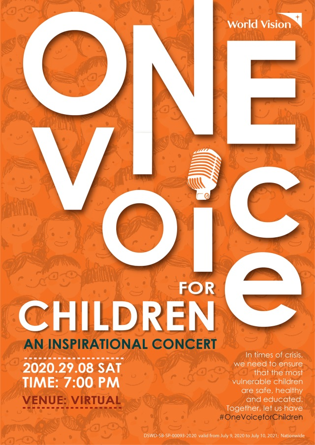 One-Voice-for-Children-Poster